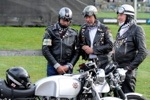 Goodwood Revival 2011 - Behind the Scenes Photos