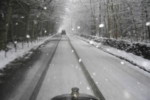 L'hiver en ancienne