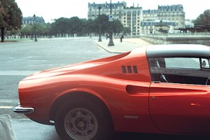 Ferrari à Paris 2
