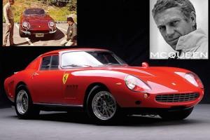Ferrari 275 GTB:4 Steve McQueen