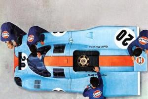 The Porsche 917K