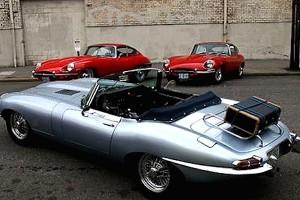 3 Jaguar Type E 2