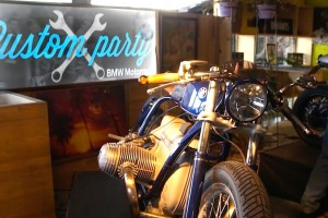 BMW Custom Party