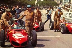 1961 Monaco Grand Prix 2