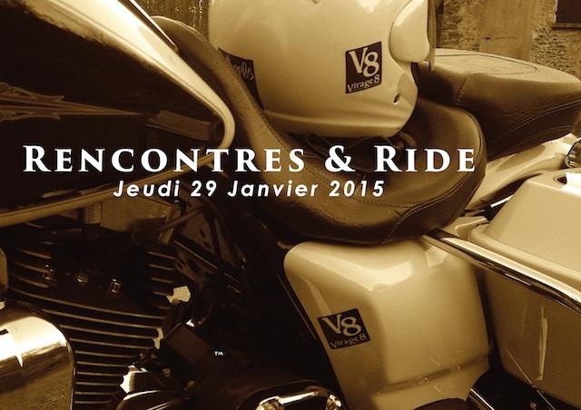 Rencontres & Ride