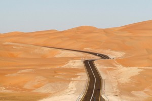 Virage8_Lacets in the desert 2