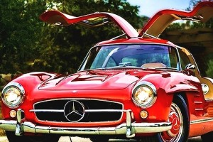 Virage8_Mercedes-Benz 300 SL 1958