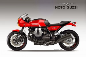 Virage8_Moto Guzzi 940 Sport by motosketches