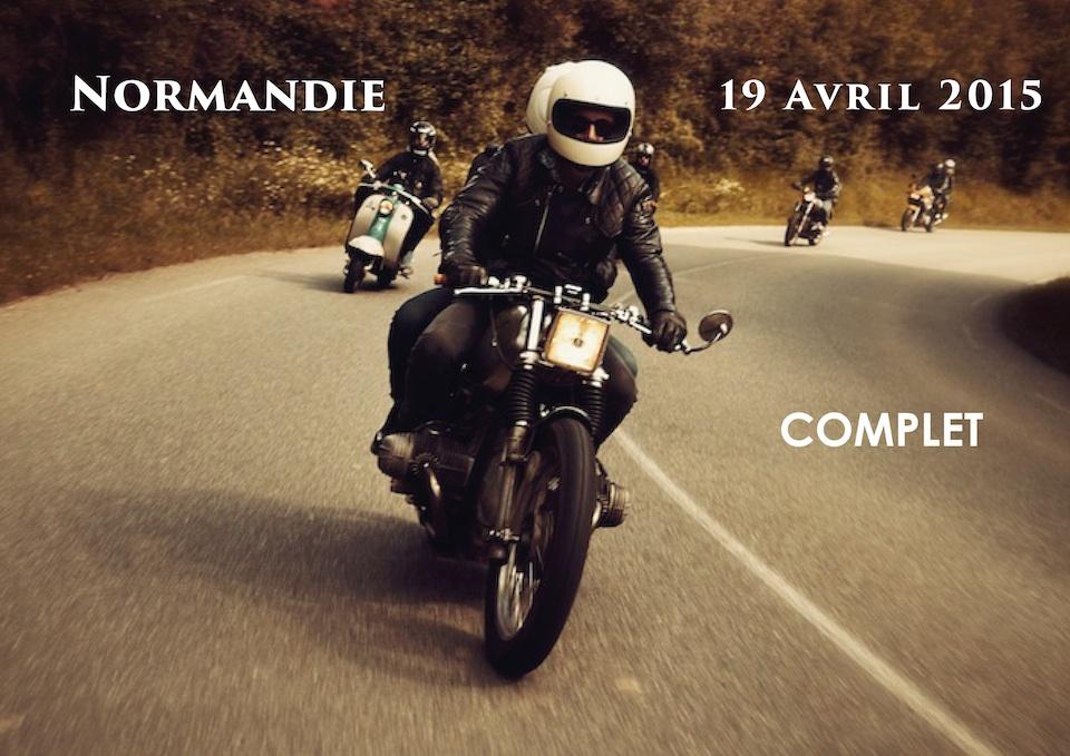 Ride en Normandie