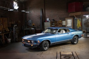 Virage8_Mustang in Garage