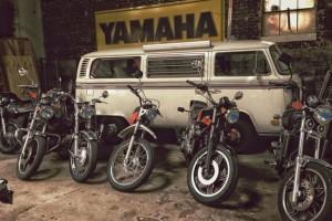 Virage8_Garage Yamaha
