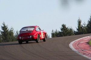 Virage8_Porsche 911 @ Spa Francorchamps