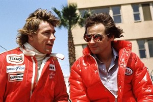 Virage8_Barry Sheene & James Hunt
