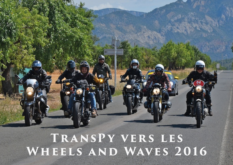 TRANSPY VERS LES WHEELS AND WAVES 2016