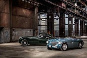 Virage8_Jaguar & Healey