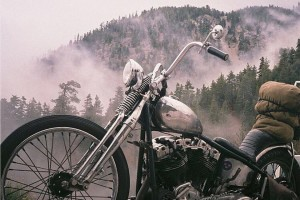 Virage8_Chopper in the mountains
