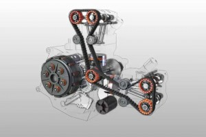 Virage8_Ducati engine