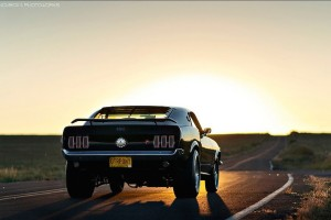 Virage8_Sunrise and Ford Mustang 2