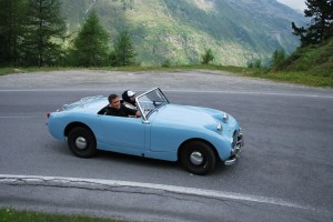 Virage8_FrogEye in the Alps