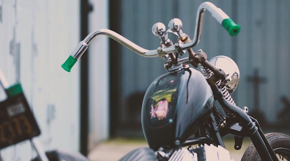 VIRAGE8;BORN FREE MOTORCYCLE SHOW;SPLIT IMAGE CUSTOM;MOTORCYCLE;CHOPPER;USA;