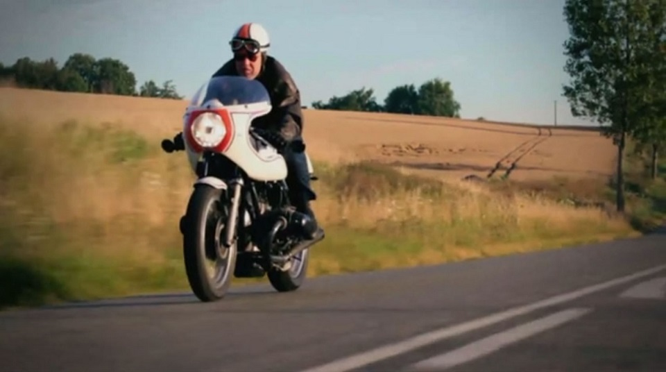 VIRAGE8;CAFE RACER;BMW R100 1979;VINTAGE MOTORCYCLE;