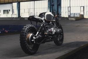 VIRAGE8; MOTOCYCLE; DIAMOND ATELIER; GERMANY; BMW R100R; MOTO; PHOTO;