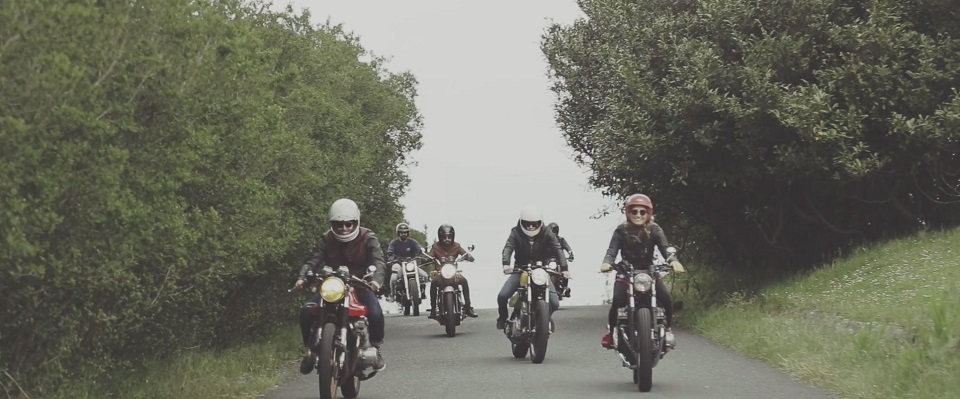 VIRAGE8;SSPIRIT OF THE CAFE RACER;CAFE RACER;SPIRIT OF THE ISLAND;ROAD TRIP;SPAIN;