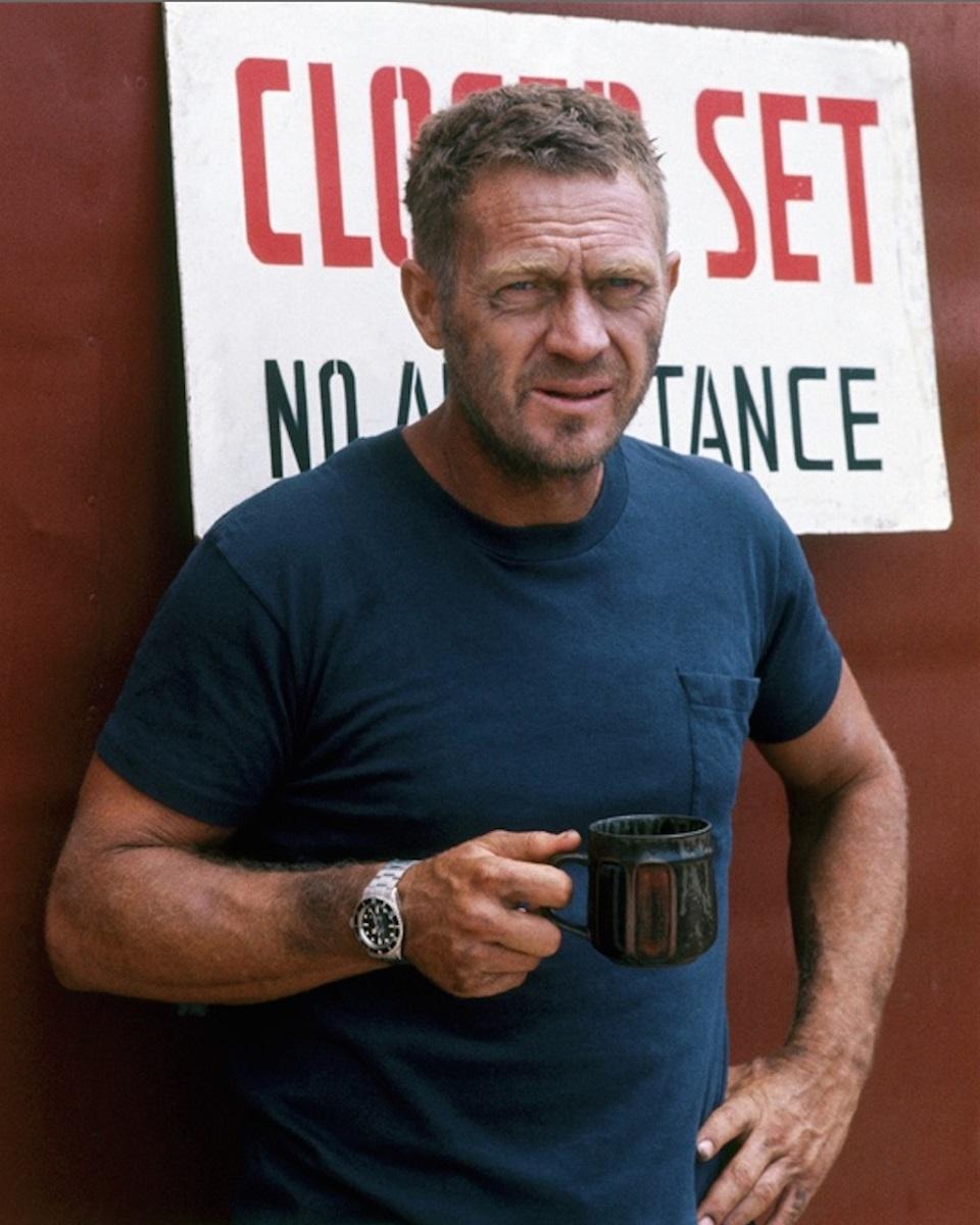 VIRAGE8; STEVE MCQUEEN; COFFEE; VINTAGE;