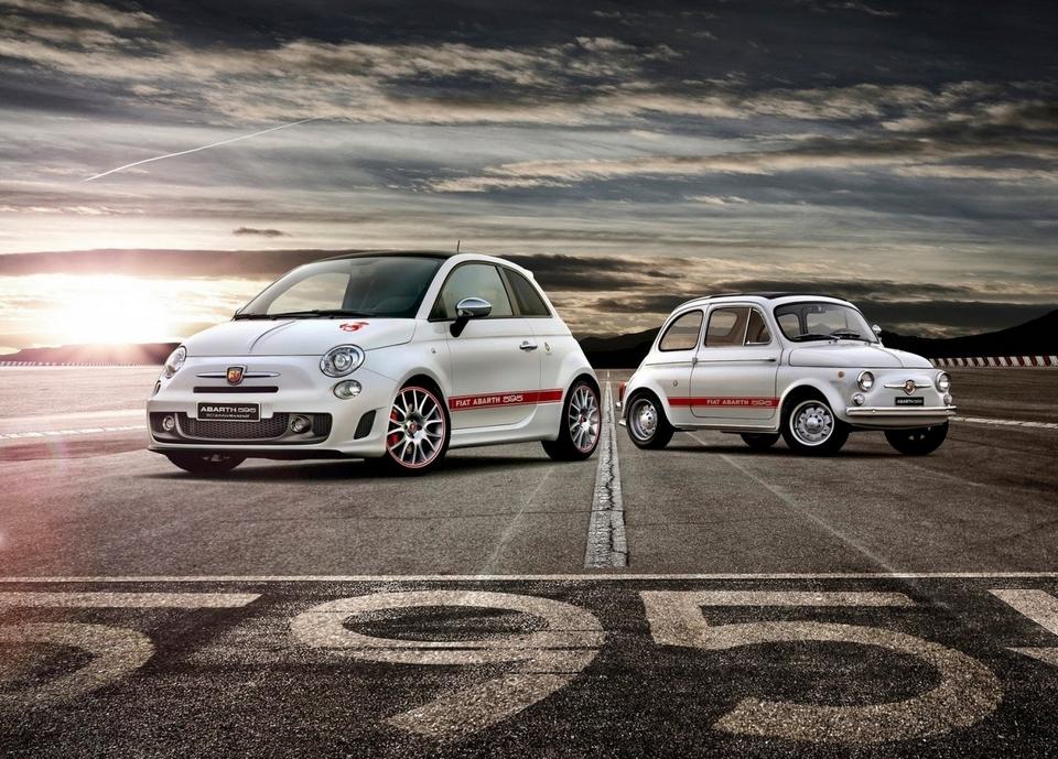 FIAT ; ABARTH ; SPORT ; AUTOMOBILE ; VOITURE ; ITALIE