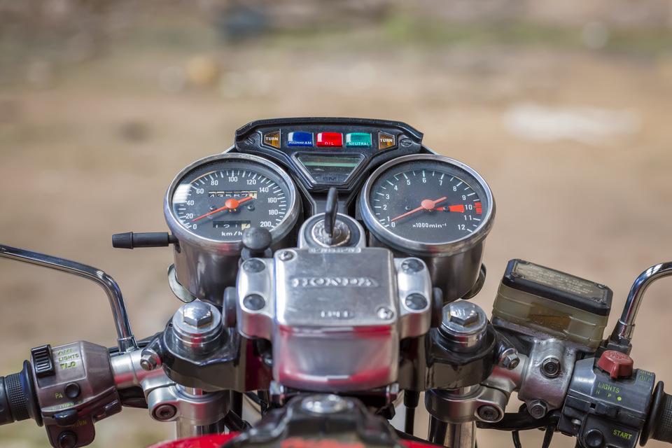 HONDA ; CX500 ; MOTO ; PREPARATION ; SCRAP