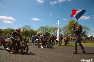 IRON BIKERS ; MOTO ; CIRCUIT CAROLE ; COURSE ; SULTANS OF SPRINT