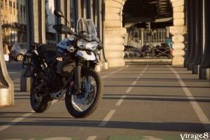 TRIUMPH ; TIGER ; 800XCA ; TRAIL ; ANGLETERRE ; MOTO