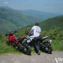 VIRAGE8 ; DUCATI ; MOTO ; HYPERMOTARD ; WHEELS & WAVES